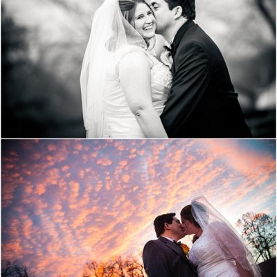 Rolling Road Golf Club, Catonsville, Maryland: Tanya & Felipe